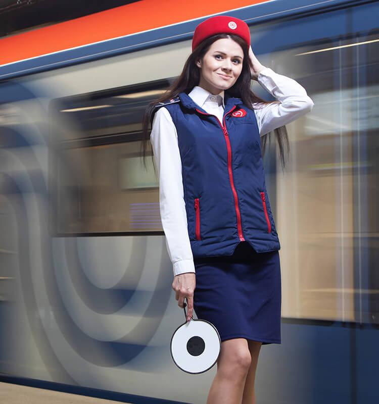 Работа в метро вакансии в москве для девушек ручная работа девушек